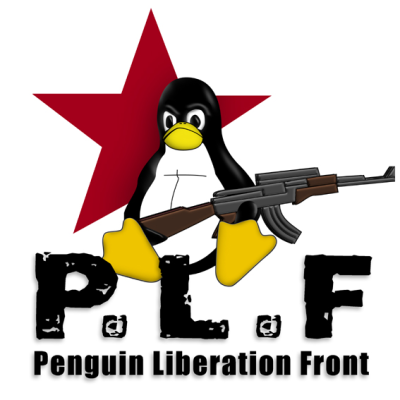 the linux logo